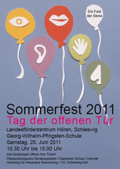 Einladung Zum Sommerfest
