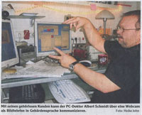 PC-doc in der Presse