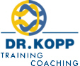 Logo des Dr. Kopp TRAINING COACHING