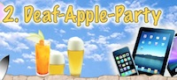 Deaf Apple Party