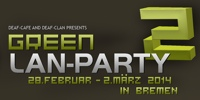 GREEN LAN-PARTY 2