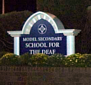 Model Secondary School for the Deaf
