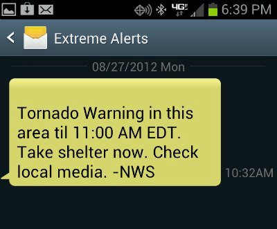 Emergency Alert System Virginia Beach